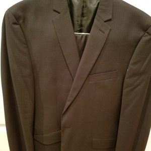 Kenneth Cole Reaction Striped Suit